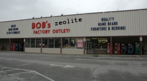 Trouble Breaks Out at Bobs Zeolite Factory